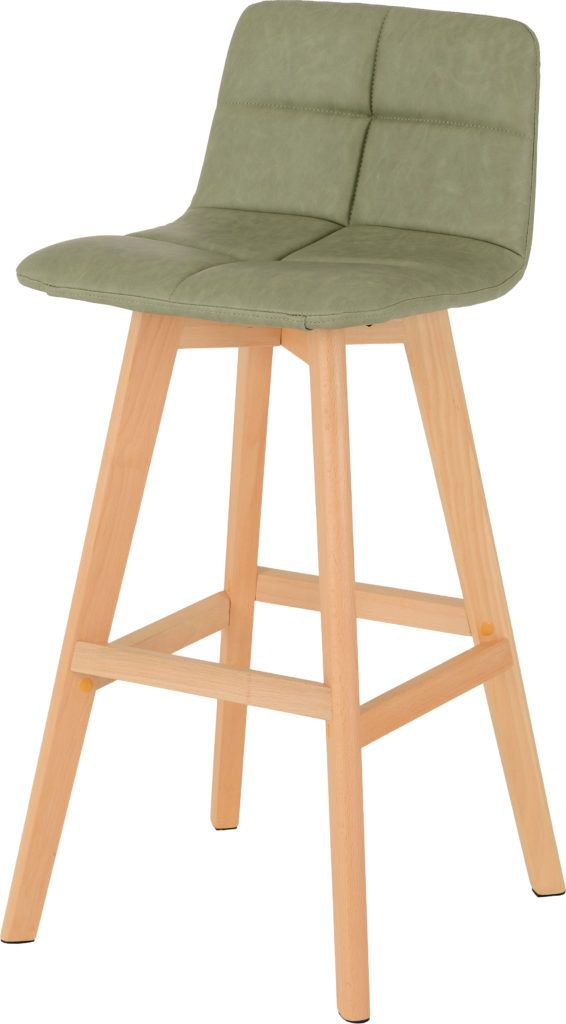 Set of 2 Vriend Stools